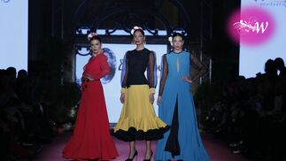 Desfile de Engalana en Viva by We Love Flamenco 2020, todas las fotos