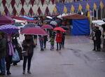 Un Medievo bajo el paraguas