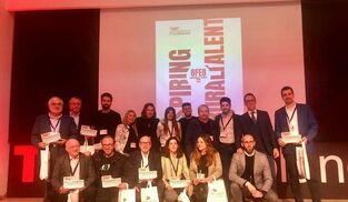 Asistentes al Foro TEDx de Pozoblanco.