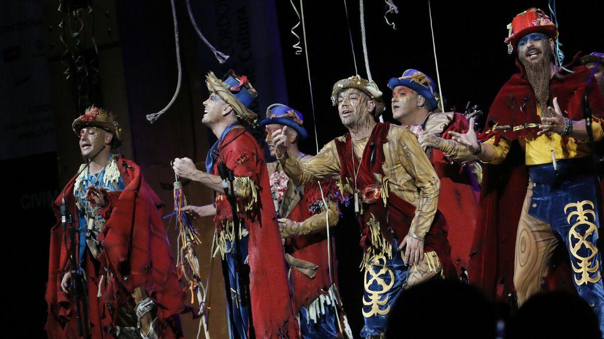 Orden de actuación de la tercera semifinal del Concurso de Carnaval de Córdoba