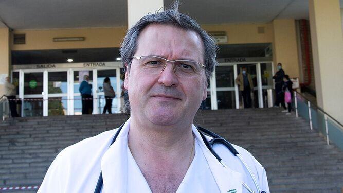 El doctor Antonio Espino.