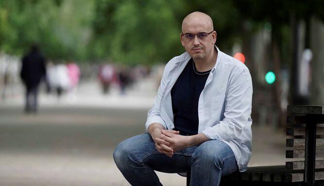 Francisco José Ruiz Goméz, el investigador que se encarga del proyecto.