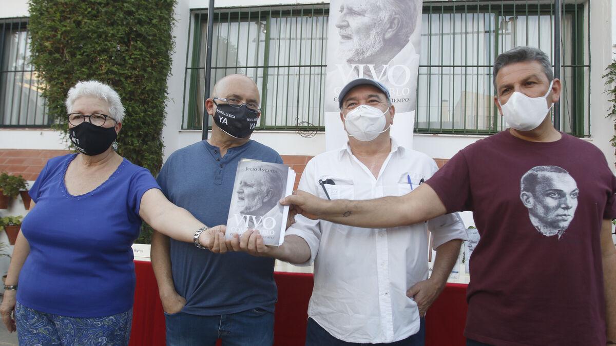 El libro póstumo de Julio Anguita ya está en la calle
