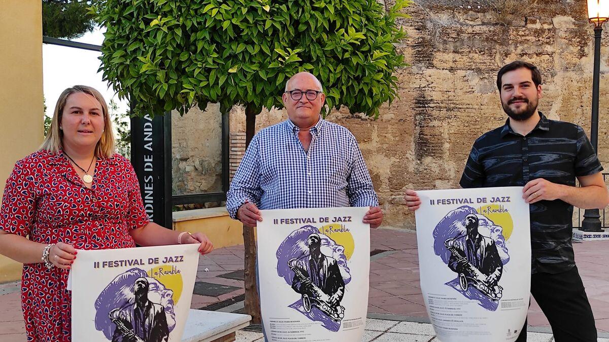 La Rambla celebra la segunda edición de su Festival de Jazz con nuevas medidas de seguridad