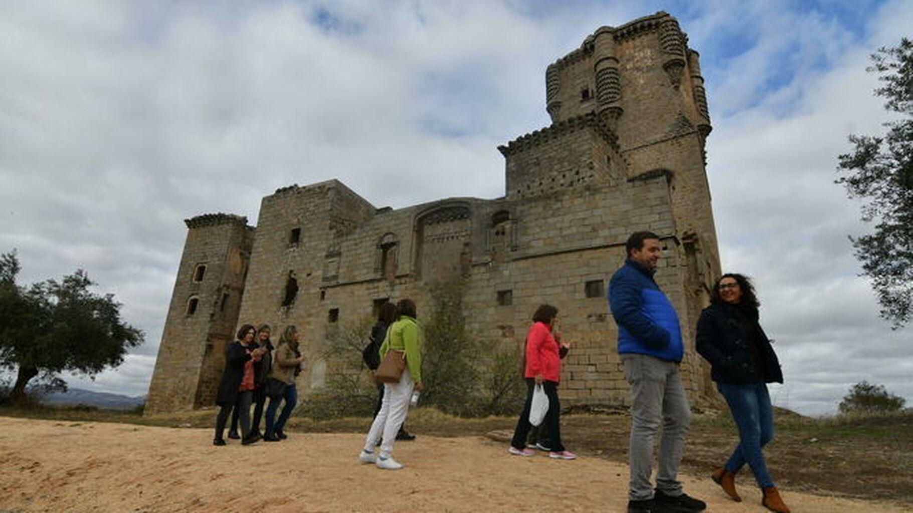 El castillo de Belalcázar sale de la Lista Roja del Patrimonio