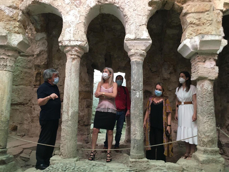 Cultura recuperará y abrirá a las visitas los baños árabes de San Pedro en Córdoba