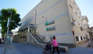 Centro de Salud de Montilla.