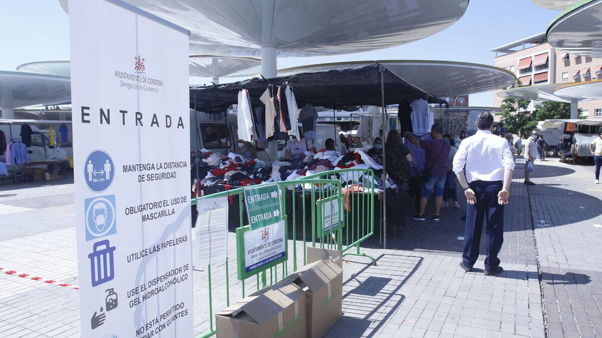 El Ayuntamiento tramita ayudas de 200.000 euros para los mercadillos de Córdoba