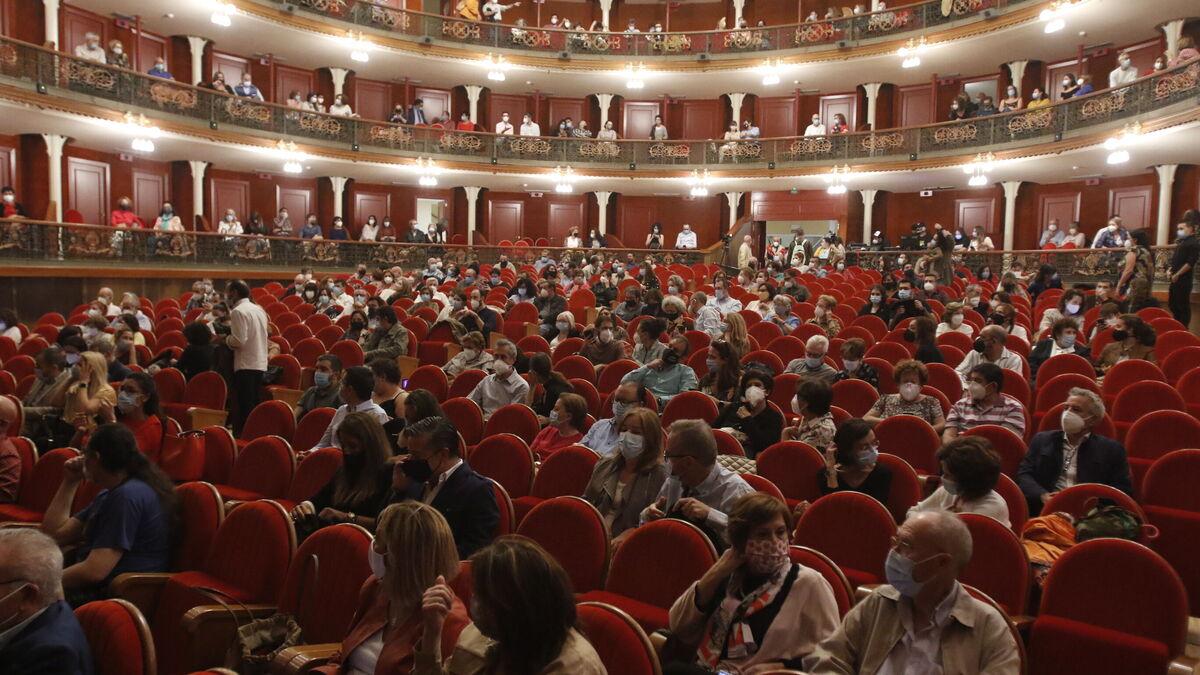 El Gran Teatro de Córdoba adelanta el inicio de sus funciones para respetar el toque de queda