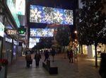 Córdoba enciende por sorpresa su alumbrado de Navidad