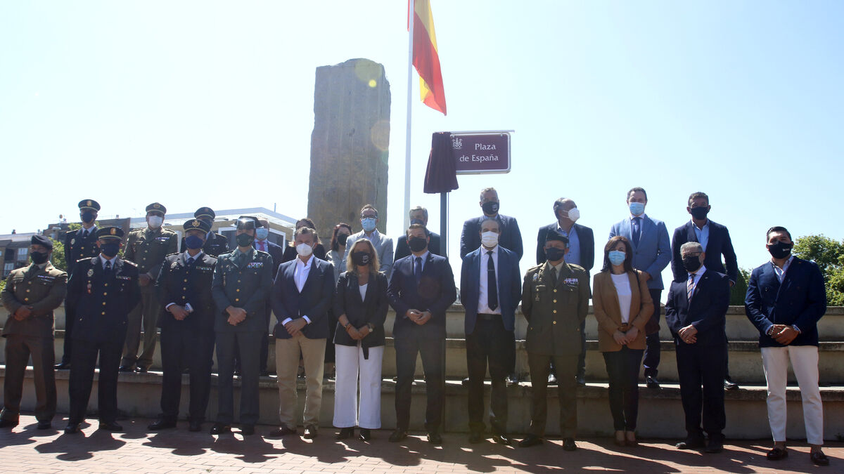 Córdoba inaugura su plaza de España en