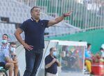"""Germán Crespo, entrenador del Córdoba CF: """"El que se crea que esto va a ser fácil está muy equivocado"""""""