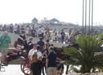 Bares al 100% y hoteles al 90% el primer fin de semana de Patios en Córdoba